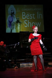 kathleen holman winner best show various voices